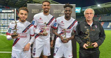 Perf' des Béninois : Hountondji récompensé, Azankpo voit triple et Akakpo enchaîne