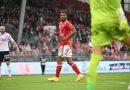 France : Steve Mounié plante un troisième pion en préparation.