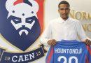 Transfert : Andreas Hountondji signe pro à Caen jusqu'en 2024
