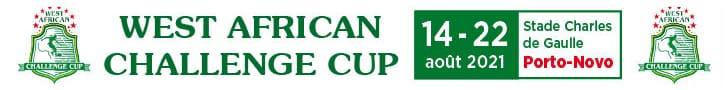 West Arrican Challenge Cup Banner