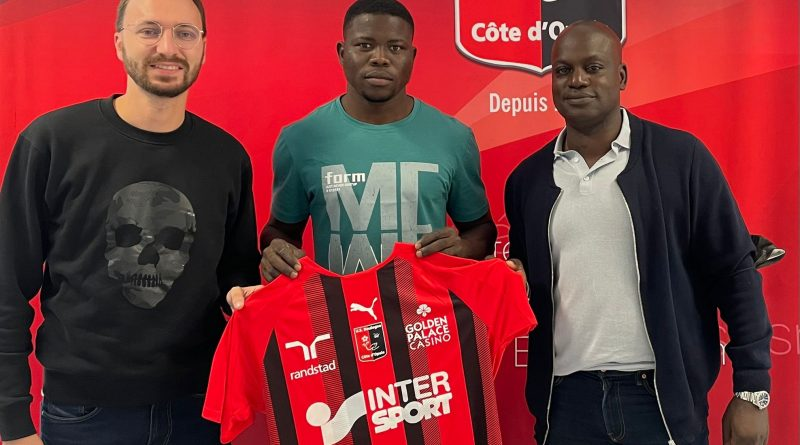Transfert : Youssouf Assogba prêté à Boulogne (officiel)